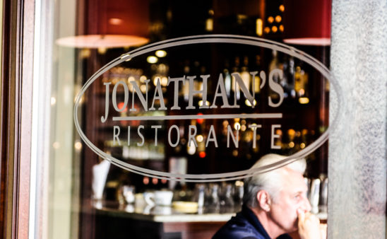 Jonathan's Ristorante – Seasonal Favorites