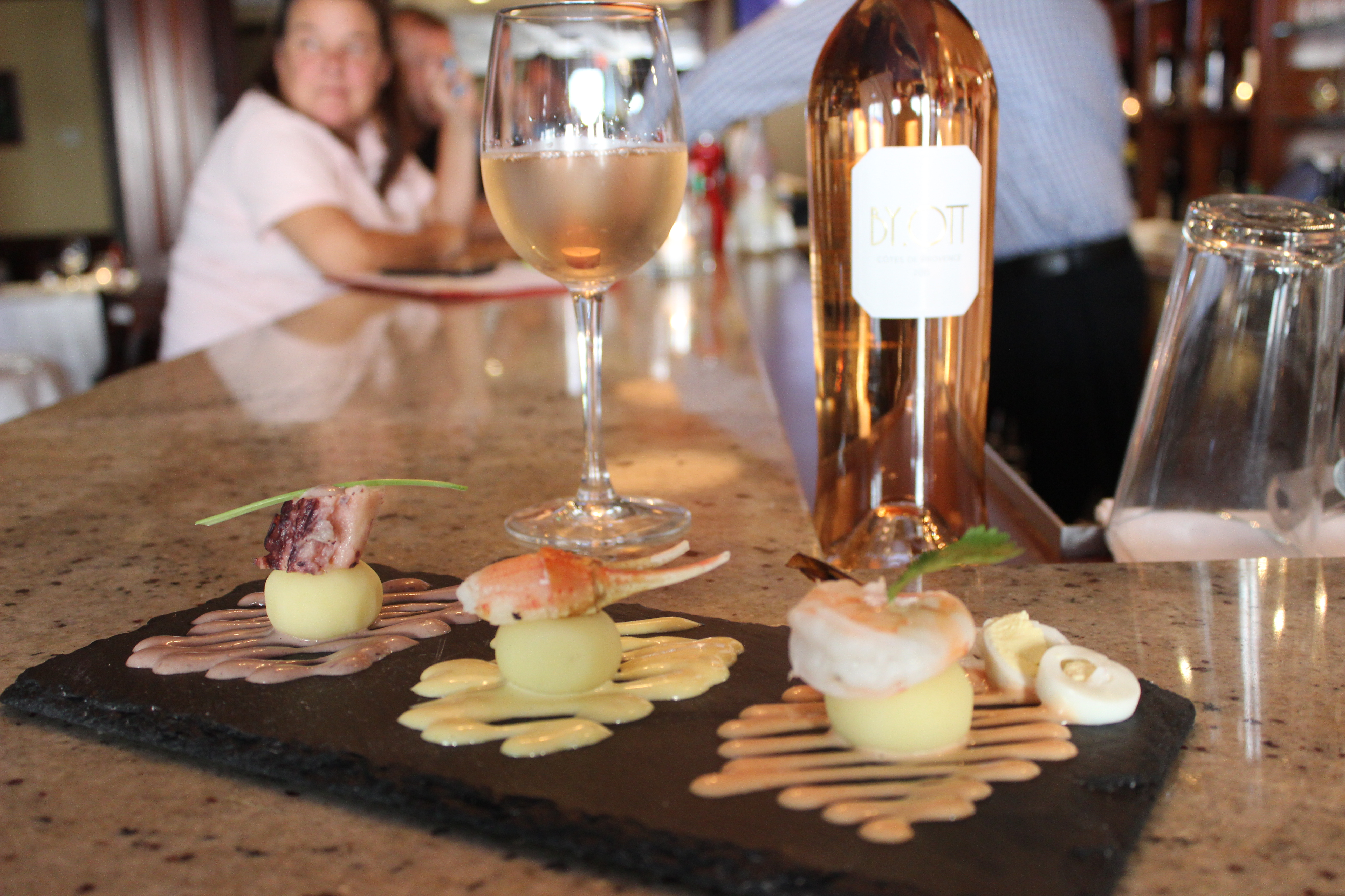 How To Pair Rosé Posted In Best Restaurants On Long Island