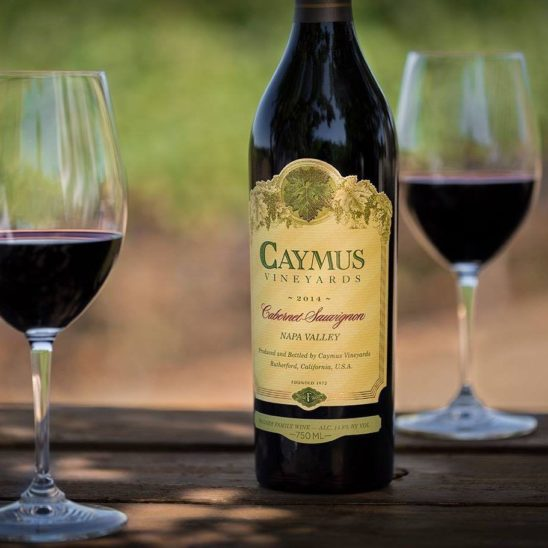 Caymus Wine Dinner