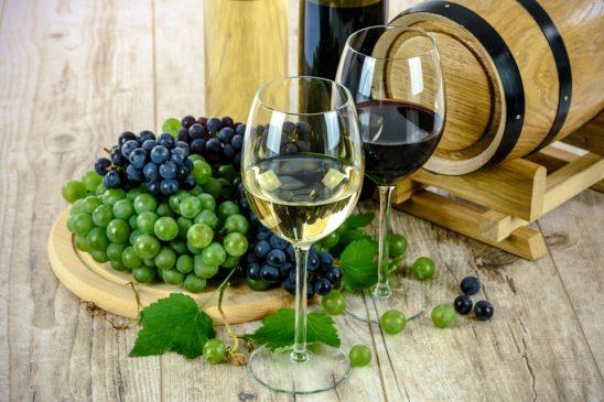Napa Wines vs. Sonoma Wines