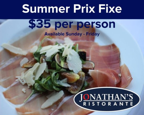 Prix Fixe In Huntington