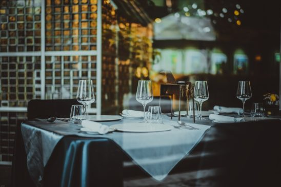 Upscale Dining in Huntington