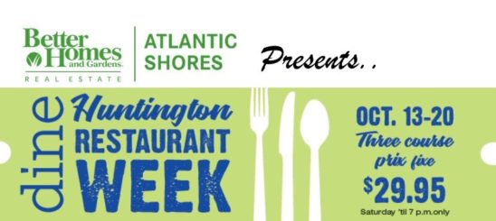 Huntington Restaurant Week