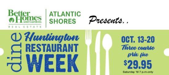 Huntington Restaurant Week