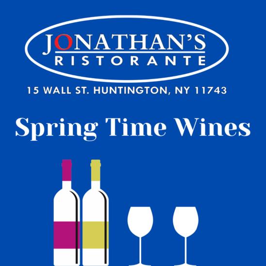 Springtime Wines